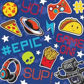 Epic Party Luncheon Napkins 16ct.