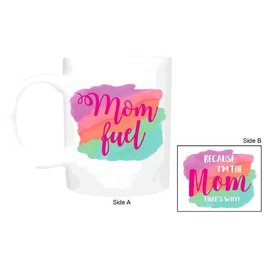 Mom Baby Mug 11oz