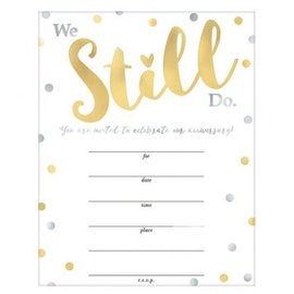 We Still Do Value Pack Invitations, 20CT