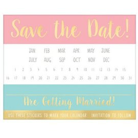 Save the Date Value Pack Invitations, 20CT