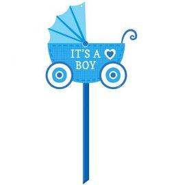 It's a Boy Baby Shower Yard Sign