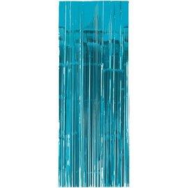 Caribbean Metallic Curtain