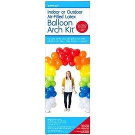 Air-Filled Latex Balloon Arch Kit