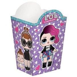 LOL Surprise! Popcorn Container, 8Ct