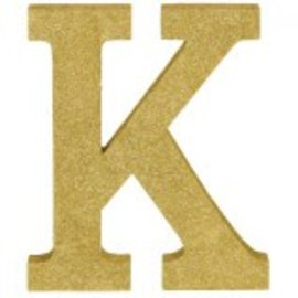 Say Anything MDF Letter K