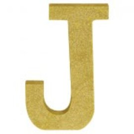 Say Anything MDF Letter J