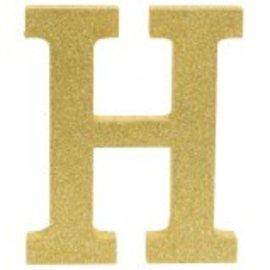 Say Anything MDF Letter H