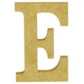 Say Anything MDF Letter E