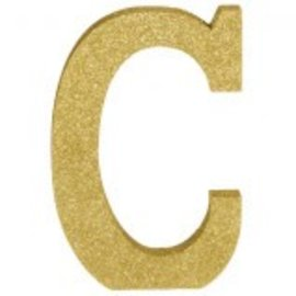 Say Anything MDF Letter C