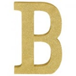 Say Anything MDF Letter B
