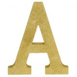 Say Anything MDF Letter A