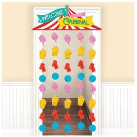 Carnival Games Doorway Curtain
