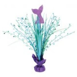 Mermaid Wishes Spray Centerpiece 18""