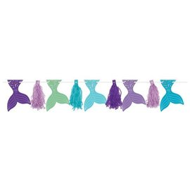 Mermaid Wishes Glitter Tassel Tail Agrland