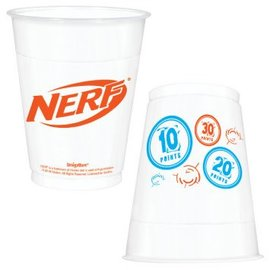 Nerf Plastic Cups 16Oz 25Ct