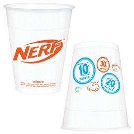 Nerf Plastic Cups 16Oz 25Ct