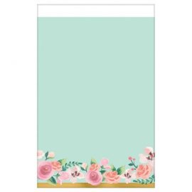 Mint To Be Paper Table Cover