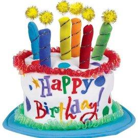 Birthday Cake Party Blue