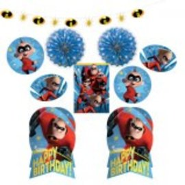 ©Disney/Pixar Incredibles 2 Room Decorating Kit - Clearance