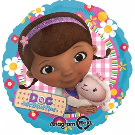 "Doc McStuffins Balloon, 18"" (#23)"