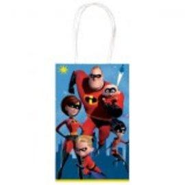 ©Disney/Pixar Incredibles 2 Printed Paper Kraft Bag 10ct. - Clearance