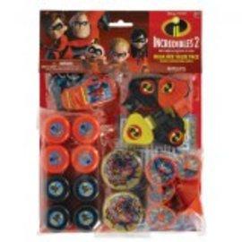 ©Disney/Pixar Incredibles 2 Mega Mix Value Pack 48ct.48 piece - Clearance