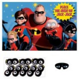 ©Disney/Pixar Incredibles 2 Party Game - Clearance