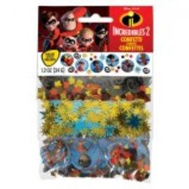 ©Disney/Pixar Incredibles 2 Value Confetti - Clearance