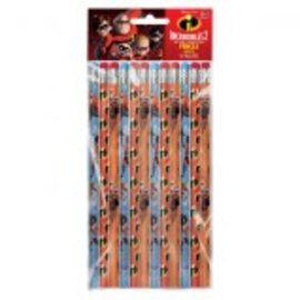 ©Disney/Pixar Incredibles 2 Pencils 12ct. - Clearance