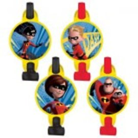©Disney/Pixar Incredibles 2 Blowouts 8ct. - Clearance