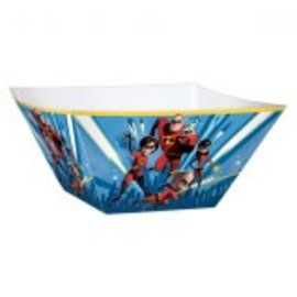 ©Disney/Pixar Incredibles 2 Paper Bowls, 3ct. - Clearance