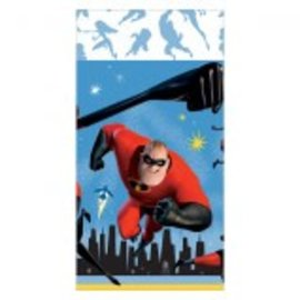 ©Disney/Pixar Incredibles 2 Plastic Table Cover - Clearance