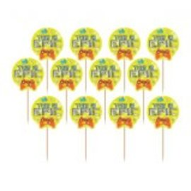 Epic Party Foil Picks-12ct