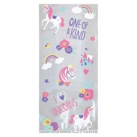 Magical Unicorn Treat Bag Kit 20ct,