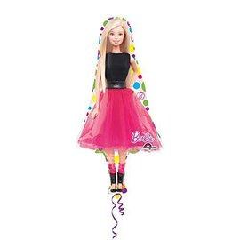 """Barbie Sparkle Balloon, 42"""" (#234)"""