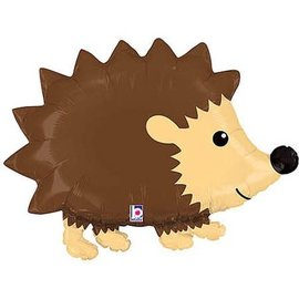 "Woodland Hedgehog Balloon, 30"" (#237)"