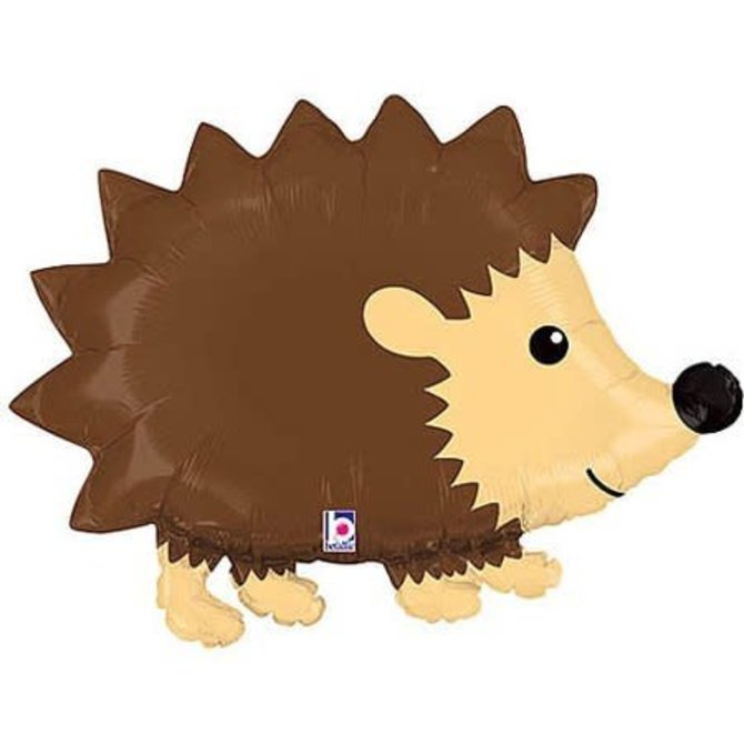 Woodland Hedgehog Balloon, 30""