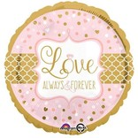Love Always and Forever Balloon, 28""