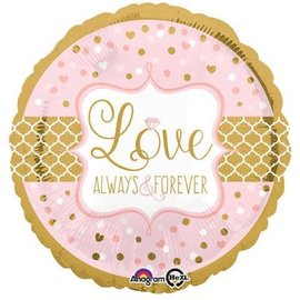 "Love Always and Forever Balloon, 28"" (#239)"