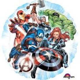 "Marvel's Avengers Balloon, 18"" (#24)"