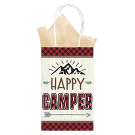 Little Lumberjack Birthday Paper Bags 8CT