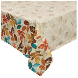Fall Printed Fabric Table Cover