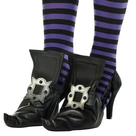 Witch Shoe Covers - Adult