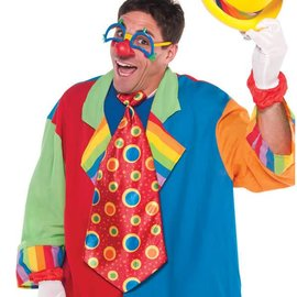 Jumbo Clown Tie