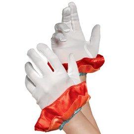 Clown Girl Gloves