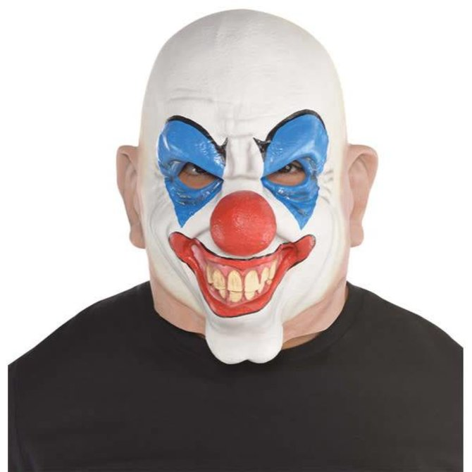 Bald Clown - Full Head Mask