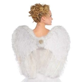 Angel Deluxe Feather Wings