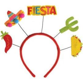 Fiesta Deluxe Glitter Headbopper