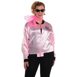 Pink Ladies Jacket-Adult Plus