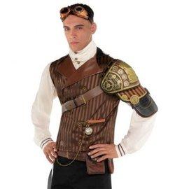 Steampunk Shoulder Armor Adult